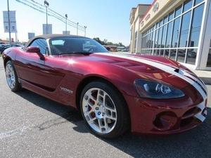 Dodge Viper SRT-10 Convertible