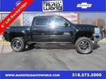 Chevrolet Silverado and other C/K1500 4x4 Crew Cab LT