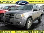 Ford Escape 4x4 XLT