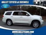 Toyota Sequoia 4x4 Platinum