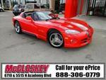 Dodge Viper RT/10 Roadster